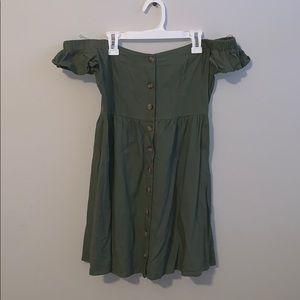 PacSun Button Up Dress